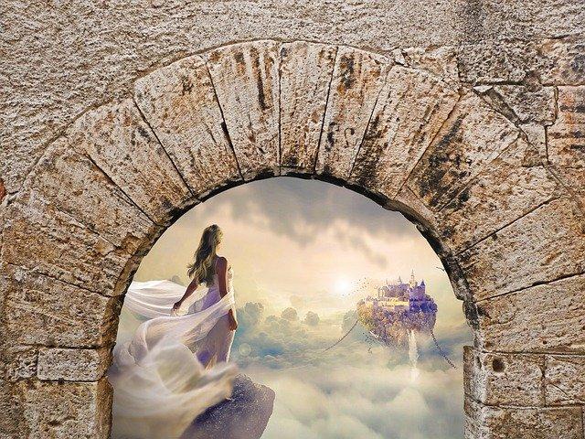 Mur ouvert sur l'imaginaire