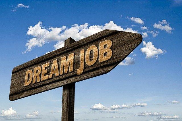 job de rêve